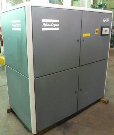 Atlas Copco GA37                                               125 PSI